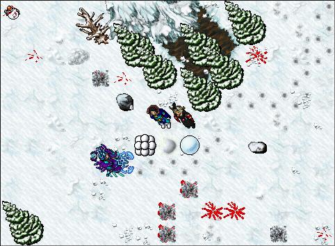 Winterlight Solstice Snowballs