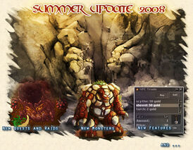 Summer Update 2008 Artwork