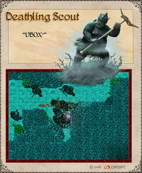 Deathling Scout Artwork