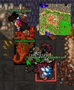 Cublarc The Plunderer for Tibia Wiki