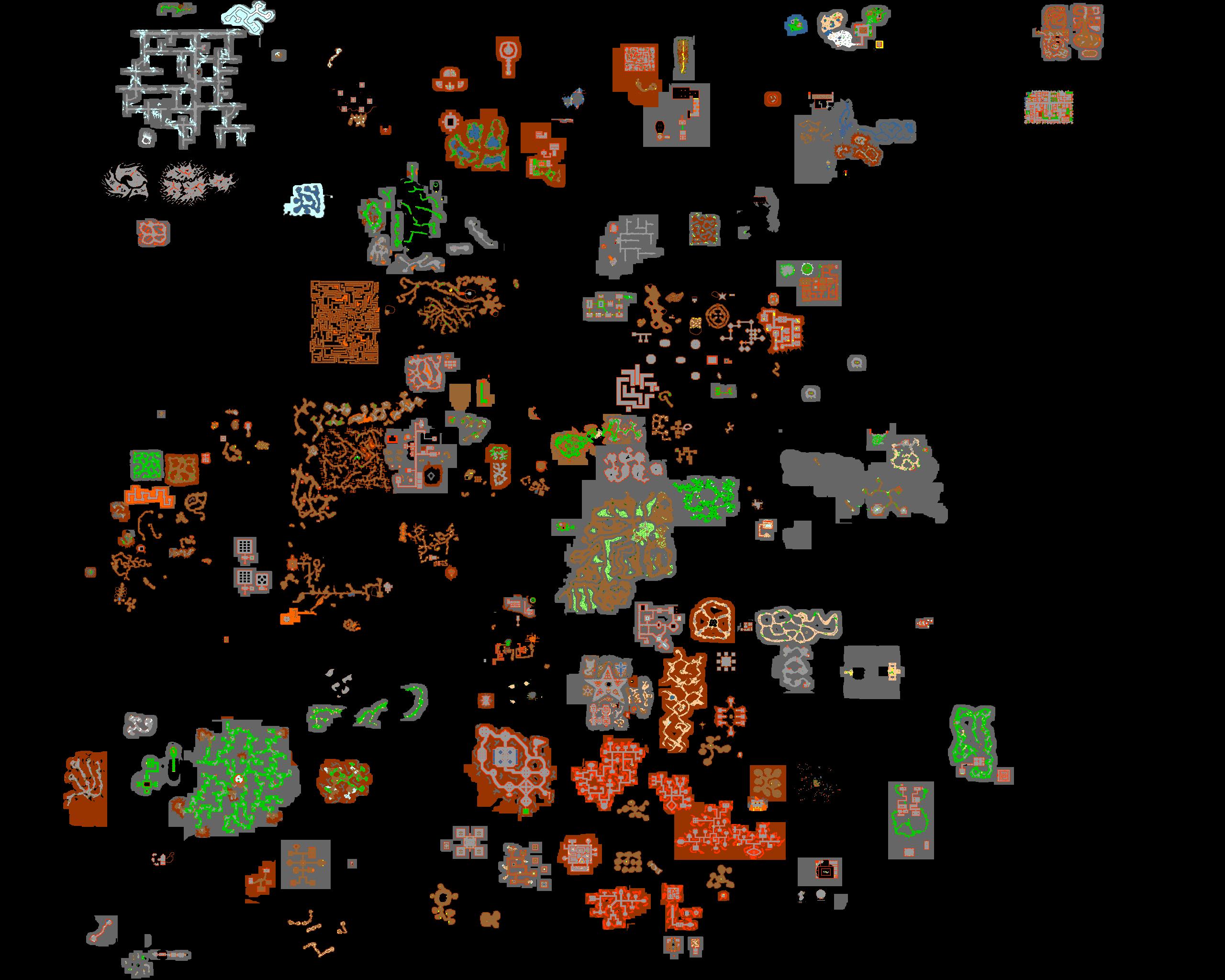 Minimap Floor 11
