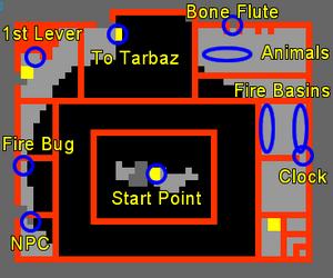 Ferumbras Ascendant - Tarbaz Puzzle Map 1
