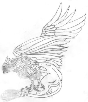 Hippogriff by luis1131