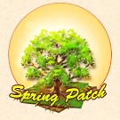 Spring Patch Tree
