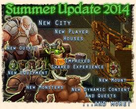 Summer Update 2014 Artwork