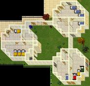 Halls of Serenity, Map 0