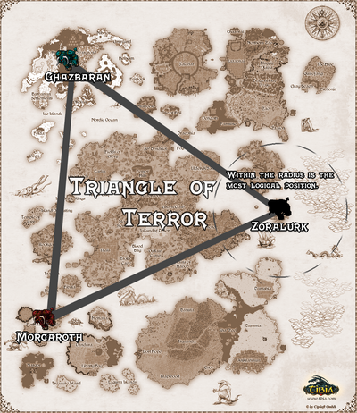 Triangle of Terror