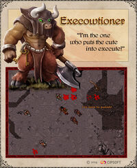 Execowtioner Artwork