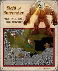 Sight of Surrender Artwork