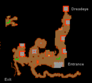 Dreadeye Location