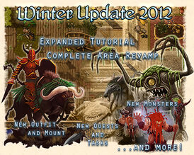 Winter Update 2012 Artwork