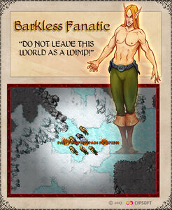 Barkless Fanatic Artwork