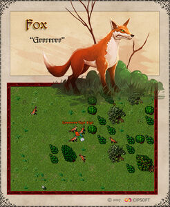 Fox Artwork