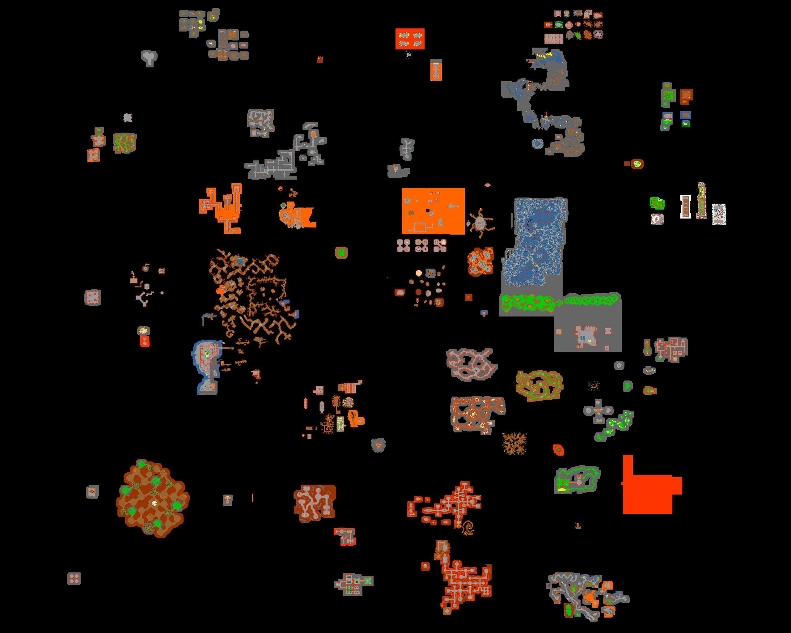 Minimap Floor 15