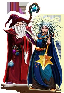 Sorcerer artwork