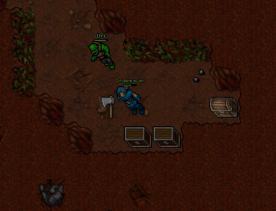 Small Axe Quest 1