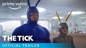 The Tick Season 2 - Official Trailer Prime Video