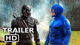 THE TICK Trailer (2017) Action, Comedy, TV Show
