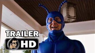 THE TICK Official Trailer (HD) Amazon Superhero Comedy Series