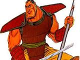 Paul the Samurai