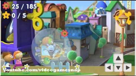 Tickety Toc Bubble Trouble Game Episode 4