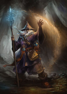 Wizard by gerezon-d5d1i0h