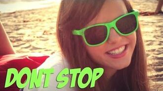 Don't Stop - Tiffany Alvord
