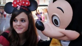 It's a Small World - Tiffany Alvord