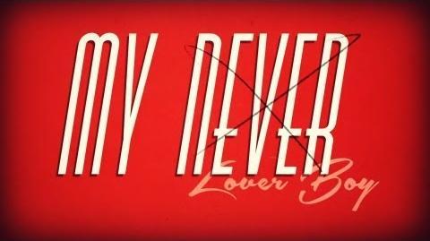 Never Lover Boy - Tiffany Alvord Lyric Video