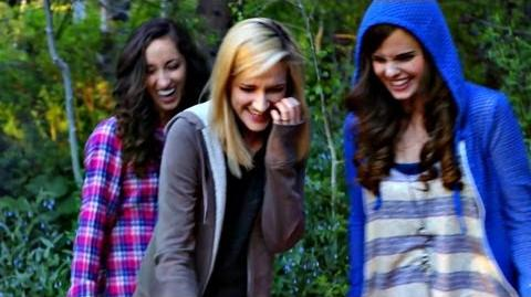 Next To Me - Tiffany Alvord & The Gardiner Sisters