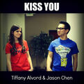 Kiss you, cover