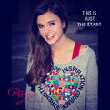 This is just the start cover