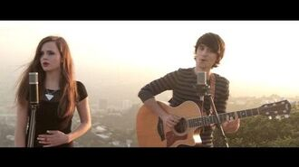 We Don't Talk Anymore - Tiffany Alvord & Future Sunsets