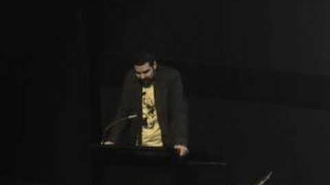 Free Play 2007 - Keynote Lecture, Jonathan Blow 1 8