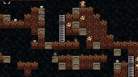 Spelunky quick death