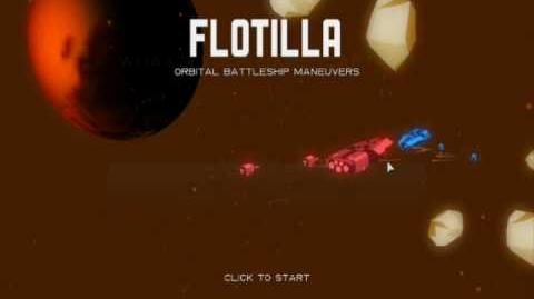 FLOTILLA gameplay