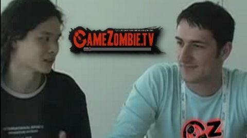 GameZombie.tv presents a conversation with Jonathan Mak
