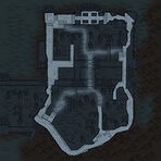 City in the Flood map