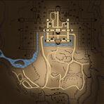Hulao Pass map