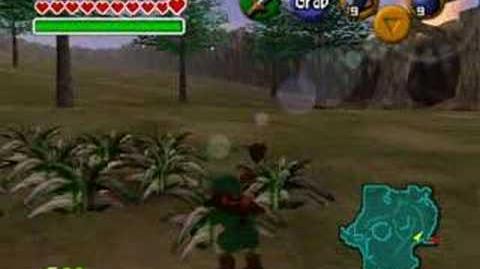 How to ground jump in Zelda