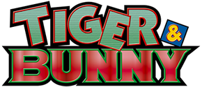 File:Tiger Bunny logo.png