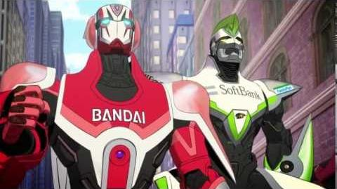Official TIGER & BUNNY The Movie The Beginning - US Trailer DVD&Blu-Ray Avail