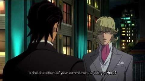 TIGER & BUNNY The Movie - The Rising - OFFICIAL Trailer SUBTITLED