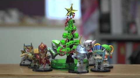 Tiger and Bunny - Happy Holidays Time Lapse