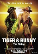 Tiger & Bunny: The Rising