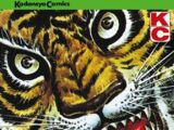 Tiger Mask (manga)