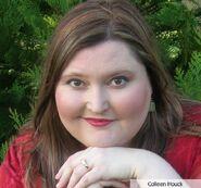 Colleen houck face