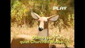 D'ump - Deer Umpire from Cinco