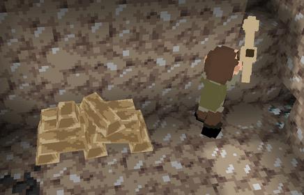 Mining and Ingot stack
