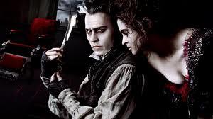 Sweeney i mrs.Lovett